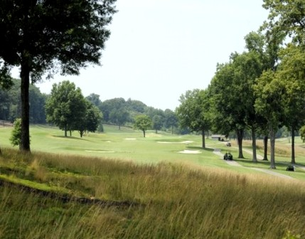 Cherokee Country Club,Knoxville, Tennessee,  - Golf Course Photo