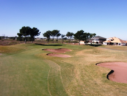 Golf Course Photo, Odessa Country Club, The Links Course, Odessa, 79765