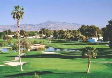Las Vegas National Golf Course,Las Vegas, Nevada,  - Golf Course Photo