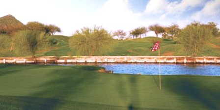 Asu Karsten Golf Course, Tempe, Arizona, 85281 - Golf Course Photo