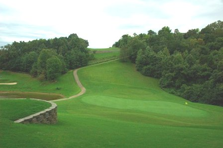 Eagle Bluff Golf Club, Chattanooga, Tennessee, 37416 - Golf Course Photo
