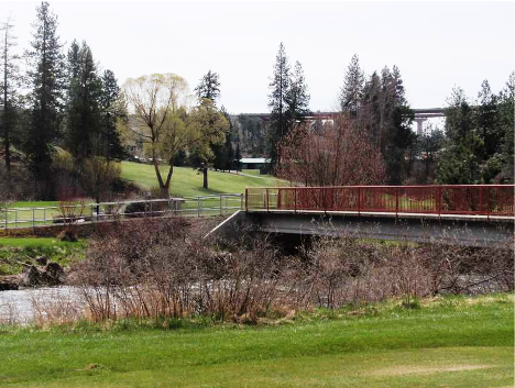 Golf Course Photo, Wandermere Golf Course, Spokane, 99208
