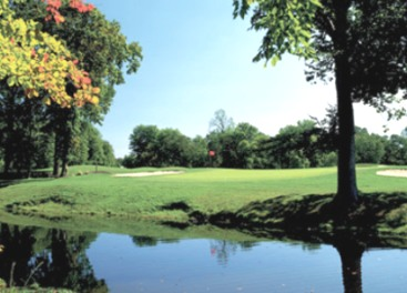 Golf Course Photo, Rancocas Golf Club, Willingboro, 08046