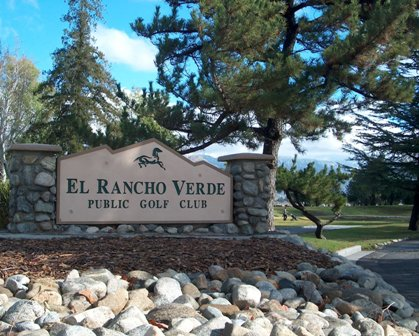El Rancho Verde Country Club, CLOSED 2011,Rialto, California,  - Golf Course Photo