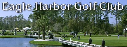 Eagle Harbor Golf Club,Fleming Island, Florida,  - Golf Course Photo