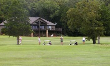 Cherokee Village Golf Course - North,Cherokee Village, Arkansas,  - Golf Course Photo