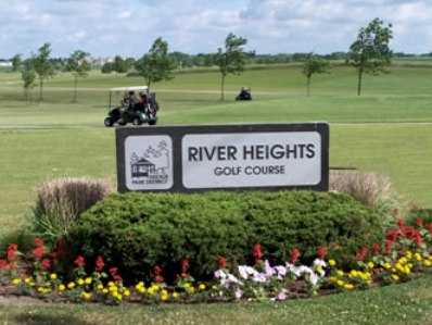 River Heights Golf Course,De Kalb, Illinois,  - Golf Course Photo