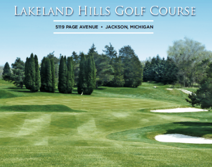 Golf Course Photo, Lakeland Hills Golf Course, Jackson, 49201