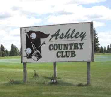 Ashley Country Club, Ashley, North Dakota, 58413 - Golf Course Photo