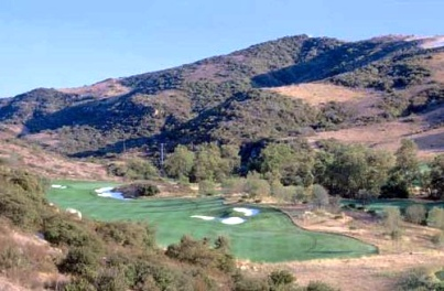 Shady Canyon Golf Club, Irvine, California, 92603 - Golf Course Photo