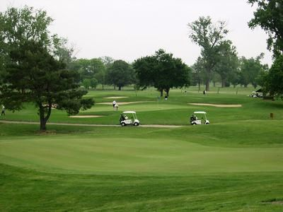 Dodge Riverside Golf Club,Council Bluffs, Iowa,  - Golf Course Photo
