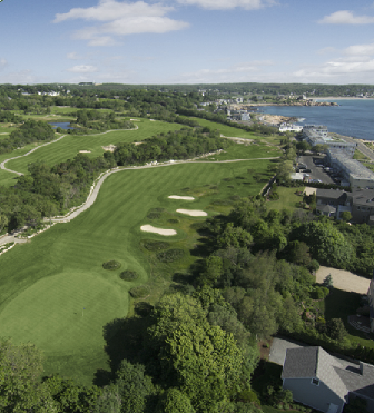 Bass Rocks Golf Club, Gloucester, Massachusetts, 01930 - Golf Course Photo