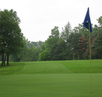 Golf Course Photo, Pine Hollow Golf Club, Jackson, 49201
