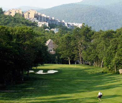 Wintergreen Resort, Devils Knob Course,Nellysford, Virginia,  - Golf Course Photo