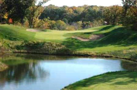 Golf Course Photo, Weaverridge Golf Club, Peoria, 61615