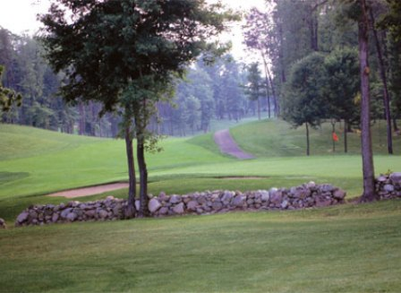Gull Lake View, Stonehedge South Golf Course,Augusta, Michigan,  - Golf Course Photo