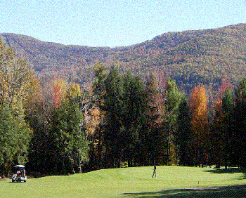 Christmans Windham House,Windham, New York,  - Golf Course Photo
