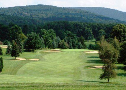 Chestnut Ridge Golf Club, Chestnut Ridge,Blairsville, Pennsylvania,  - Golf Course Photo