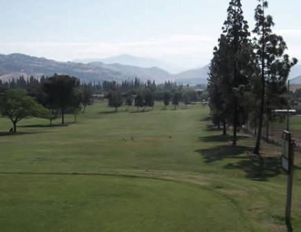 Porterville Municipal Golf Course, Porterville, California, 93257 - Golf Course Photo