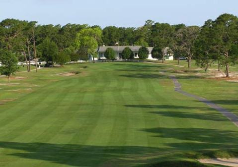 Wilmington Municipal Golf Course, Wilmington, North Carolina, 28409 - Golf Course Photo
