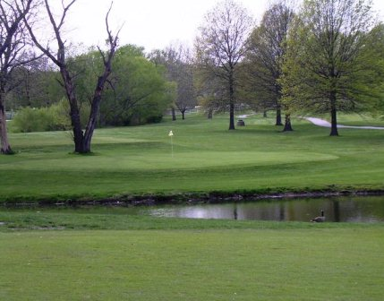 Minor Park Golf Course,Kansas City, Missouri,  - Golf Course Photo