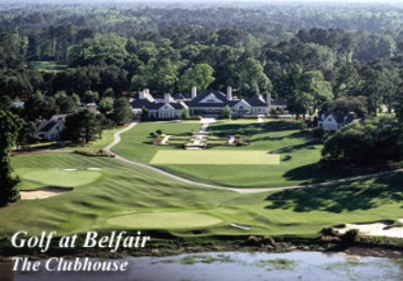 Golf Course Photo, Belfair Golf Club, East Course, Hilton Head Island, 29910