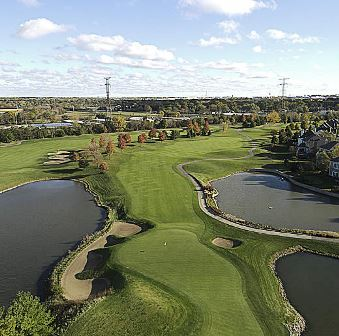 Klein Creek Golf Club,Winfield, Illinois,  - Golf Course Photo