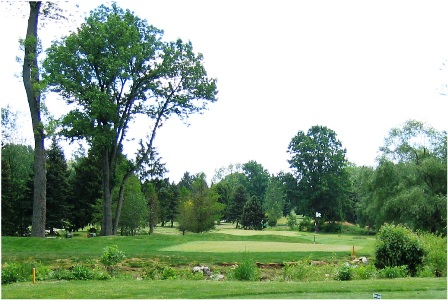 Golf Course Photo, Horsham Valley Golf Club, CLOSED 2012, Ambler, 19002