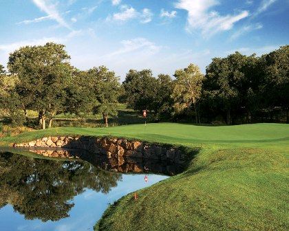 Escondido Golf & Lake Club,Horseshoe Bay, Texas,  - Golf Course Photo