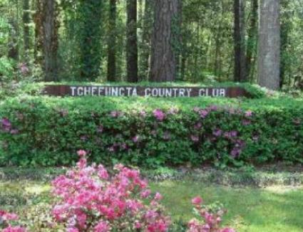 Golf Course Photo, Tchefuncta Country Club, Covington, 70433