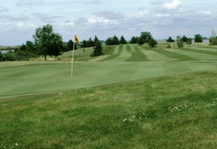 Fish Lake Country Club,Plankinton, South Dakota,  - Golf Course Photo