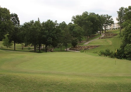 Golf Course Photo, Holiday Hills Golf Course, Branson, 65616