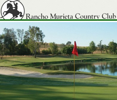 Rancho Murieta Country Club, North Course, Rancho Murieta, California, 95683 - Golf Course Photo