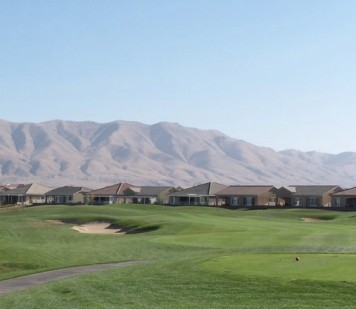 Ashwood Golf Course, Apple Valley, California, 92308 - Golf Course Photo