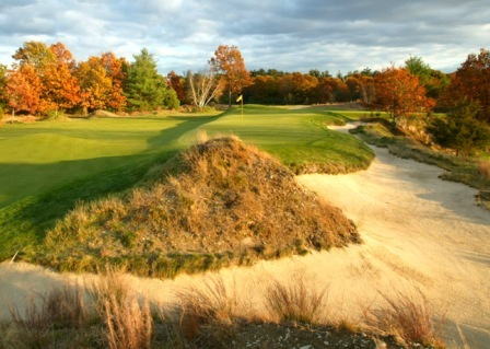 Boston Golf Club,Hingham, Massachusetts,  - Golf Course Photo
