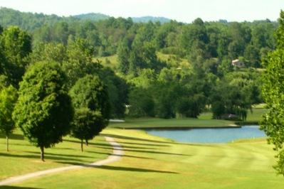Golf Course Photo, Cedar Rock Country Club, Lenoir, 28645