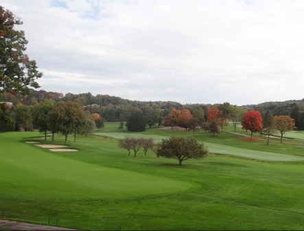 Golf Course Photo, Churchill Valley Country Club, CLOSED 2013, Pittsburgh, 15235