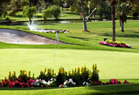 Mesa Country Club, Mesa, Arizona, 85201 - Golf Course Photo