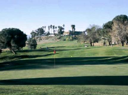 Indian Hills Country Club,Riverside, California,  - Golf Course Photo