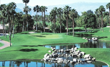 Palm Valley Country Club, Championship, Palm Desert, California, 92211 - Golf Course Photo