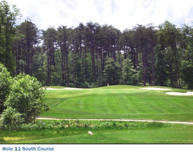 Andrews AFB Golf Course -South,Andrews AFB, Maryland,  - Golf Course Photo