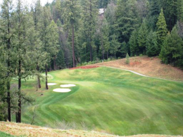 Golf Course Photo, Apple Mountain Golf Resort, Camino, 95709