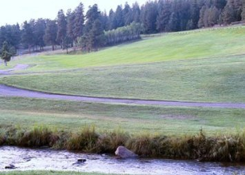 Golf Course Photo, Evergreen Golf Course, Evergreen, 80439