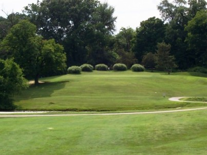 Golf Course Photo, Helfrich Hills Golf Course, Evansville, 47720