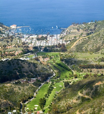 Catalina Island Golf Club, Avalon, California, 90704 - Golf Course Photo
