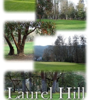 Laurel Hill Golf Course,Central Point, Oregon,  - Golf Course Photo