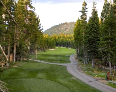 Golf Course Photo, Sierra Star Golf Club, Mammoth Lakes, 93546
