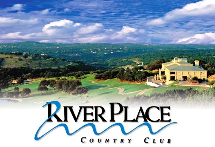 River Place Country Club,Austin, Texas,  - Golf Course Photo
