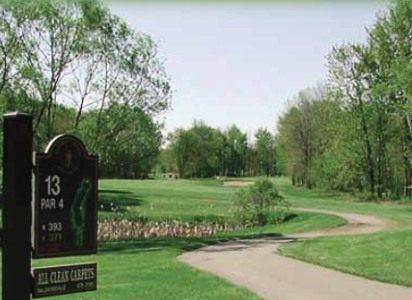 Radisson Greens Golf Course,Baldwinsville, New York,  - Golf Course Photo