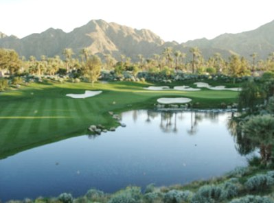 Golf Resort At Indian Wells, West Course, Indian Wells, California, 92210 - Golf Course Photo